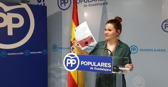"""Valdenebro: """"Gracias a las políticas del Partido Popular, hoy se hace efectivo el incremento de las pensiones"""""""