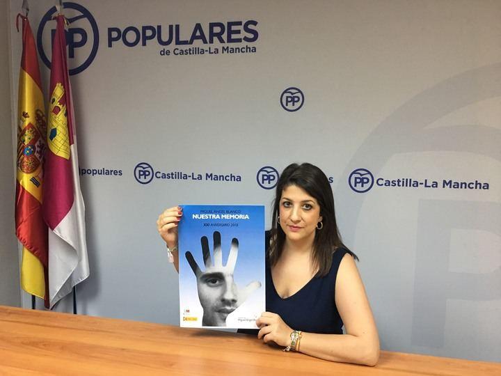 NNGG CLM recordará a Miguel Ángel Blanco en el vigésimo-primer aniversario de su asesinato