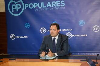 """Núñez denuncia que Page y Podemos """"nos traen más deuda, más déficit, menos crecimiento y una sanidad en caída libre"""""""
