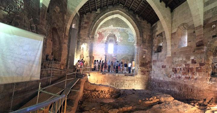Las obras en la Iglesia de Santiago de Sigüenza comenzarán en el último tercio de 2018