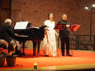 Lleno total en los tres conciertos del I Festival de Ópera De Sigüenza