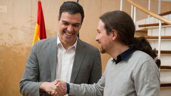 El Oportunismo del PSOE y PODEMOS