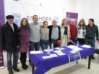 Las aguas bajan revueltas en Podemos La Rioja : la dirección despide a tres de sus cuatro diputados