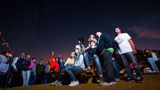 AstroYebes organiza dos 'quedadas' este sábado y domingo para seguir las Perseidas desde Valdenazar