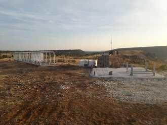 Ecologistas en Acción denuncia la instalación de una antena de telefonía sin informe ambiental en el cañón del río Salado