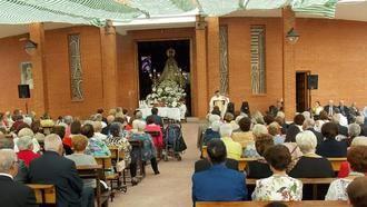 Consternación en un puebo de Ciudad Real por el robo de las joyas de la imagen de la Virgen del Rosario