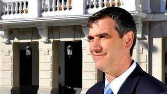 Antonio Román, secretario de Sanidad y Bienestar Social del Partido Popular