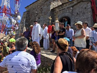 La Diputación destina 70.000 euros para las fiestas de Interés Turístico, entre las que se encuentra la Romería del Alto Rey