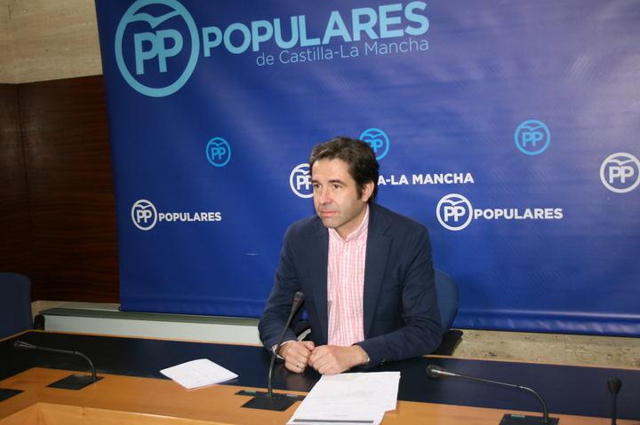 """Robisco: """"Page es el presidente más inhumano y con menos alma que ha tenido nunca Castilla-La Mancha"""""""