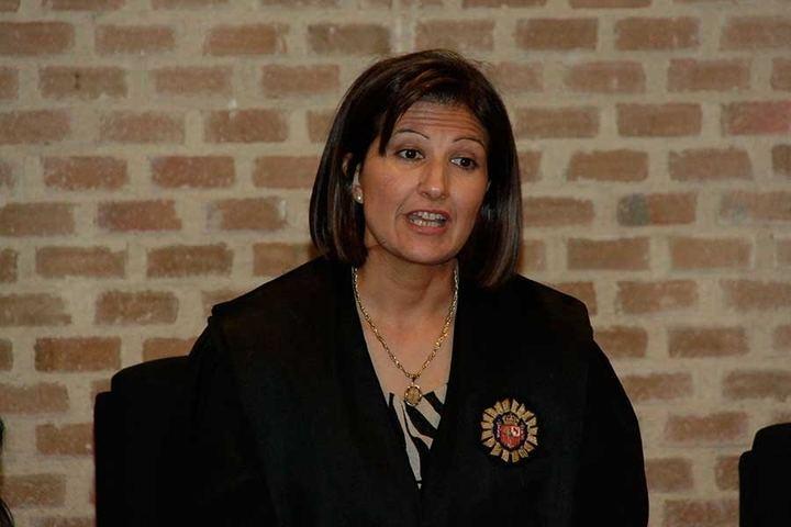 La presidenta de la Audiencia Provincial de Guadalajara, Isabel Serrano Frías, opta a una vocalía del Consejo General del Poder Judicial