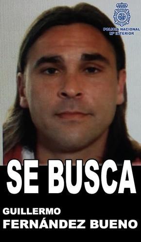 AVISO URGENTE : Se busca a un asesino y violador que no volvió a la cárcel tras un permiso