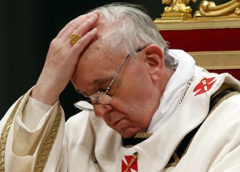El Vaticano condena a un sacerdote a 5 años de prisión por posesión de pornografía infantil