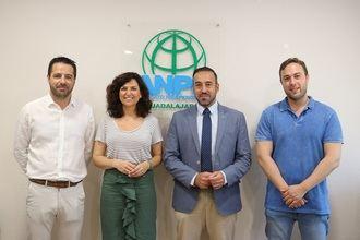 Ciudadanos se reúne con ANPE para hacer un diagnóstico de la educación en Castilla-La Mancha