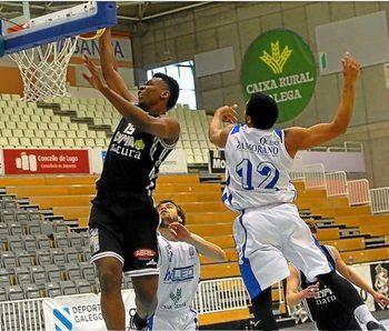 El pívot Gullit Mukendi, internacional absoluto con El Congo, nuevo fichaje del Isover Basket Azuqueca