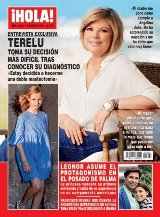 ¡HOLA! Carmen Borrego confirma que la operación de Terelu 'ha salido bien'