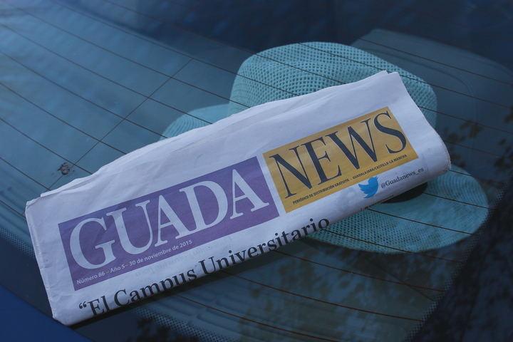 Ligero ascenso de la temperatuas este domingo en Guadalara llegando el mercurio a los 32ºC