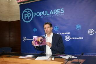 """Robisco denuncia que """"el estado lamentable en el que Page tiene a las ambulancias ha provocado un accidente en Guadalajara"""""""