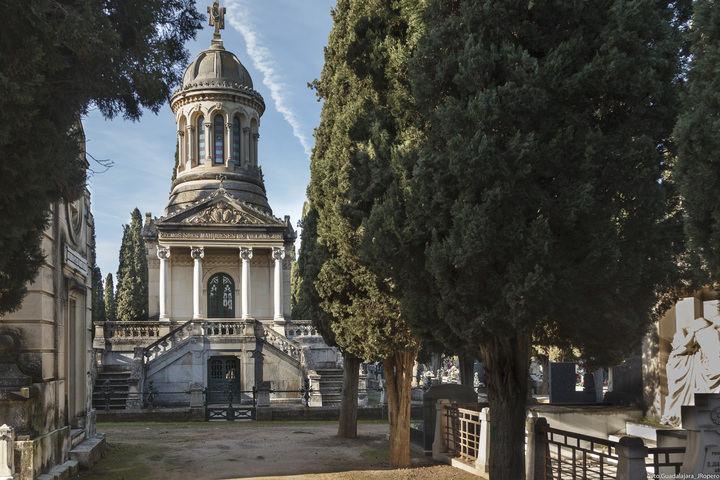 Visitas especiales por la Arquitectura Funeraria en Guadalajara