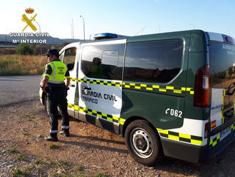 La Guardia Civil inmoviliza a 28 conductores por consumo de drogas y alcohol en las fiestas de Azuqueca