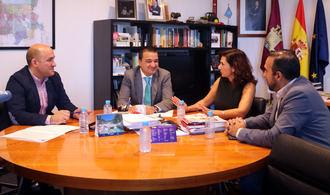 Ciudadanos insta al consejero de Agricultura a que impulse en el Congreso de los Diputados el Pacto Nacional de Agua