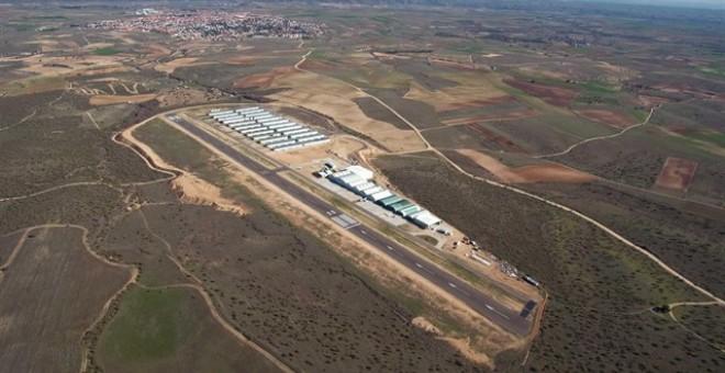 148 millones de euros de inversión y la creación de 5.600 empleos en un segundo aeropuerto entre Madrid y Castilla-La Mancha