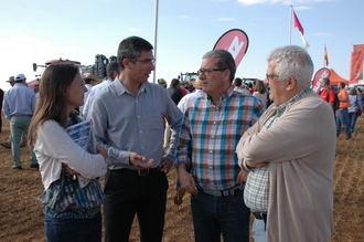 Más de 300 agricultores participan en Guadalajara en la jornada técnica sobre innovaciones en agricultura de precisión y cultivo de lavanda