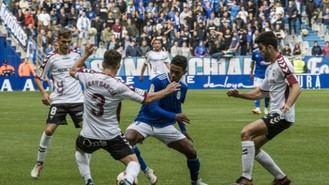 El Alba plantó cara hasta el final en su primera derrota de la temporada