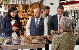 Ciudadanos insta al Gobierno de Page/Podemos a que aporte algo más que 'escaparates' a la artesanía regional
