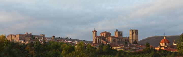 El sábado a las seis de la tarde, gran abrazo a la Catedral de Sigüenza