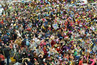La plaza de la Constitución de Azuqueca acoge este sábado a mediodía un pregón infantil