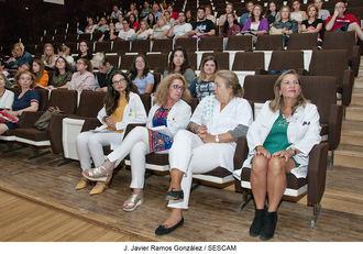Bienvenida a los 50 alumnos de Auxiliares de Enfermería del Hospital de Guadalajara