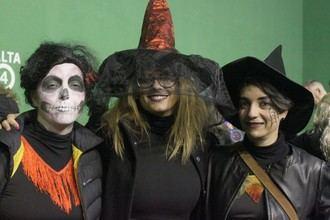 Animadísima velada de Halloween en Cabanillas del Campo