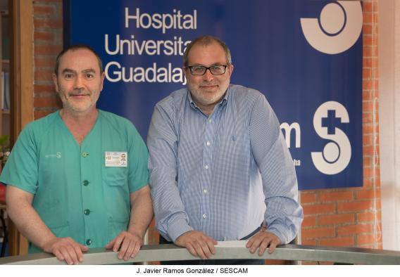 La revista 'Annals of Surgery' publica un trabajo realizado por el servicio de Cirugía del Hospital de Guadalajara