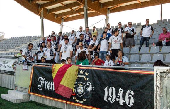 La Unión Balompédica Conquense cae con el Barça B en la segunda mitad