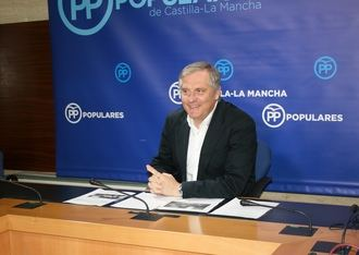 """Cañizares exige a Page """"que defienda la región, en lugar de pedir comisiones bilaterales para tapar las vergüenzas de Sánchez"""""""