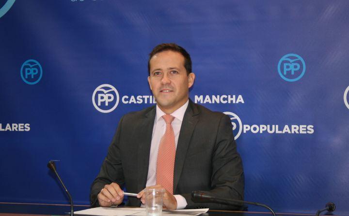 Carlos Velázquez opta a presidir el PP de Castilla-La Mancha