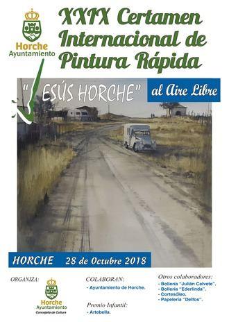 Horche se convertirá de nuevo en un pueblo de cuadro el próximo domingo 28 de octubre