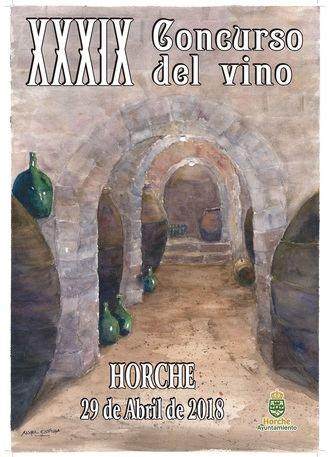 Este fin de semana se celebra el XXXIX Concurso del Vino
