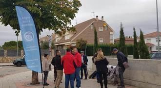 """""""El alcalde de Azuqueca desatiende las necesidades del barrio de Vallehermoso, que sufre continuas inundaciones"""""""