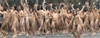 Desnudos Masivos este domingo en Guadalajara