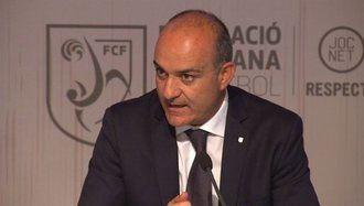 La Guardia Civil detiene al vicepresidente de Federacion Catalana de Fútbol por desvío de fondos e inflar facturas