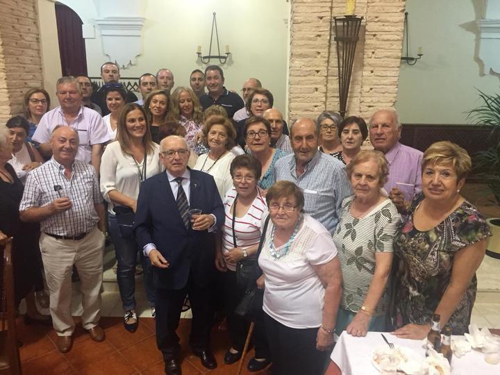 Cincuenta años de sacerdocio de don Máximo Ayuso Cuadrado en Pastrana