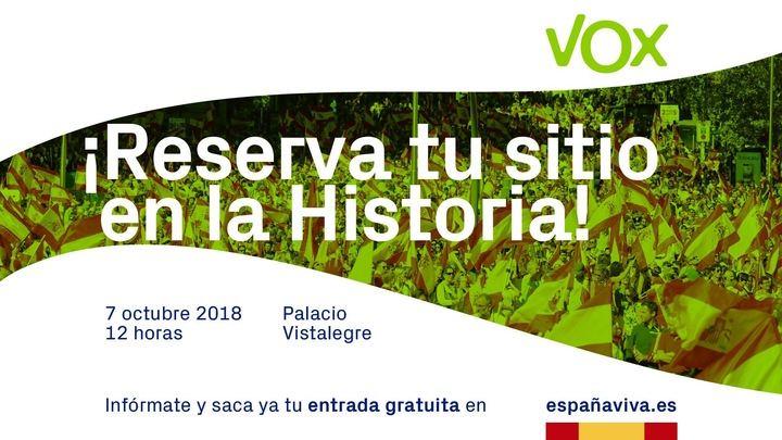 La España viva quiere elecciones ya