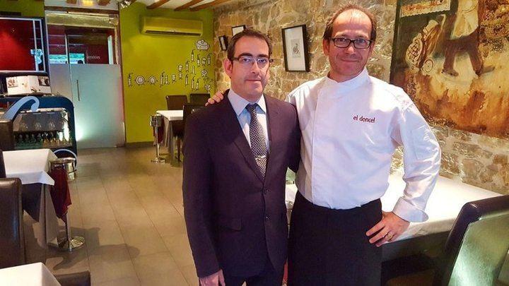 El restaurante El Doncel de Sigüenza, empresa del año de los Premios Excelencia Empresarial