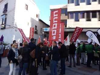 Los sindicatos de empleados públicos no aguantan más y exigen a Page que cumpla lo que prometió cuando estaba en la oposición