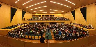 Continúa la afluencia de público juvenil durante la tercera jornada del FESCIGU