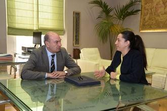 La Diputación de Guadalajara contribuye a fomentar la gimnasia rítmica en la provincia