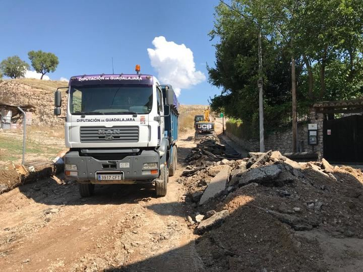 115.000 euros para ayudar a los pueblos de Guadalajara afectados por el temporal de los últimos días desde la Diputación