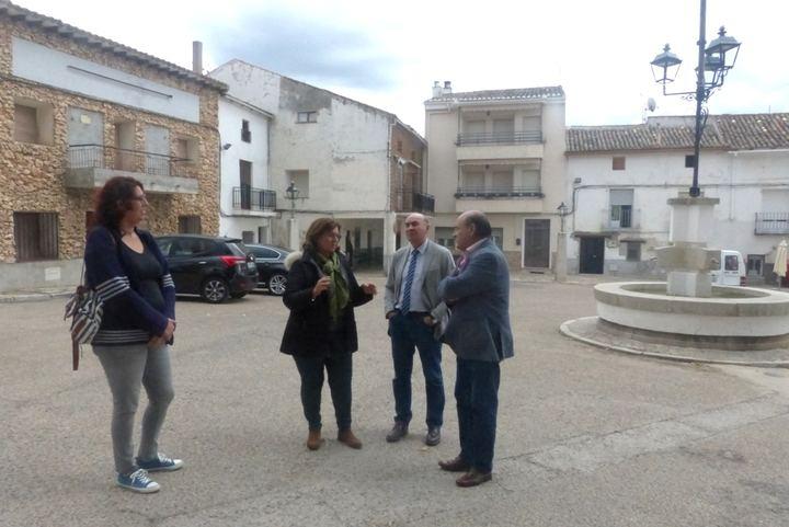 Aranzueque renueva su alumbrado público gracias al Plan de Eficiencia Energética de la Diputación Provincial