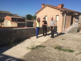 La Diputación invierte 325.000 euros en obras de pavimentación y renovación de redes de 11 pueblos
